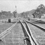 The PRR's Springfield Junction at Ganister, ca. 1930s.